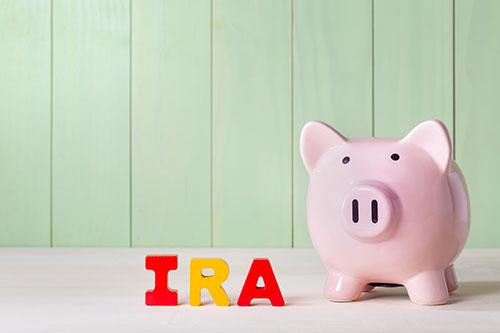 IRA & Piggy Bank
